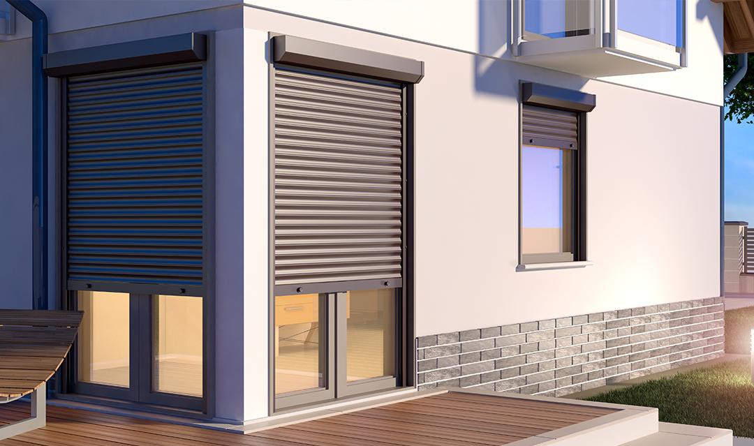 volets portes et fenêtres